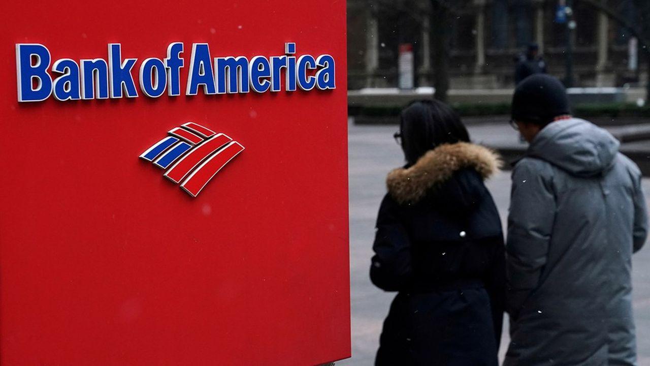 Au premier trimestre, 590 milliards de dollars de dépôts sont allés chez les quatre plus grandes banques américaines, JP Morgan Chase, Bank of America, Citigroup et Wells Fargo.