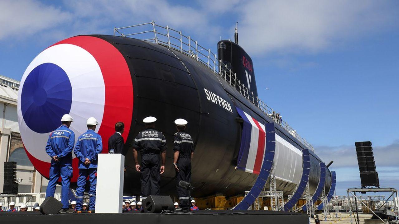 Le gouvernement a annoncé avec emphase les premiers essais à la mer du nouveau sous-marin nucléaire d'attaque Suffren.