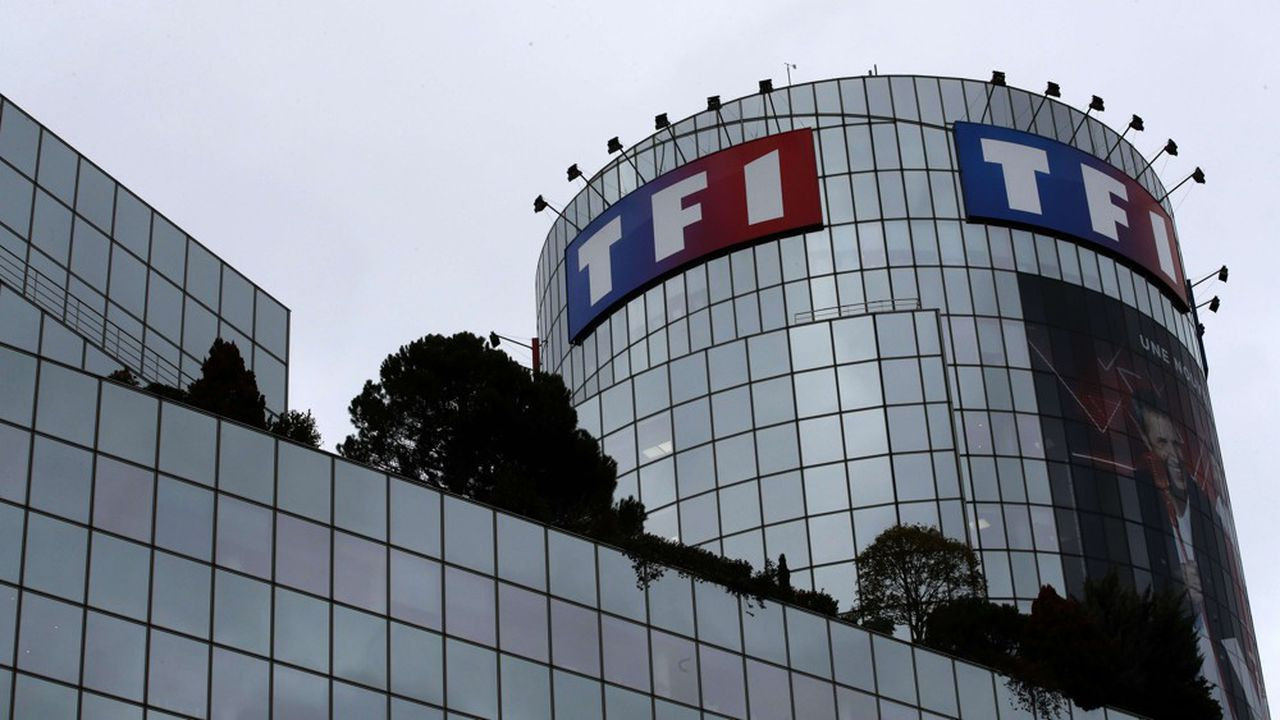 TF1 a souffert de la baisse de la publicité, mais aussi de l'arrêt des productions puisqu'il détient Newen.