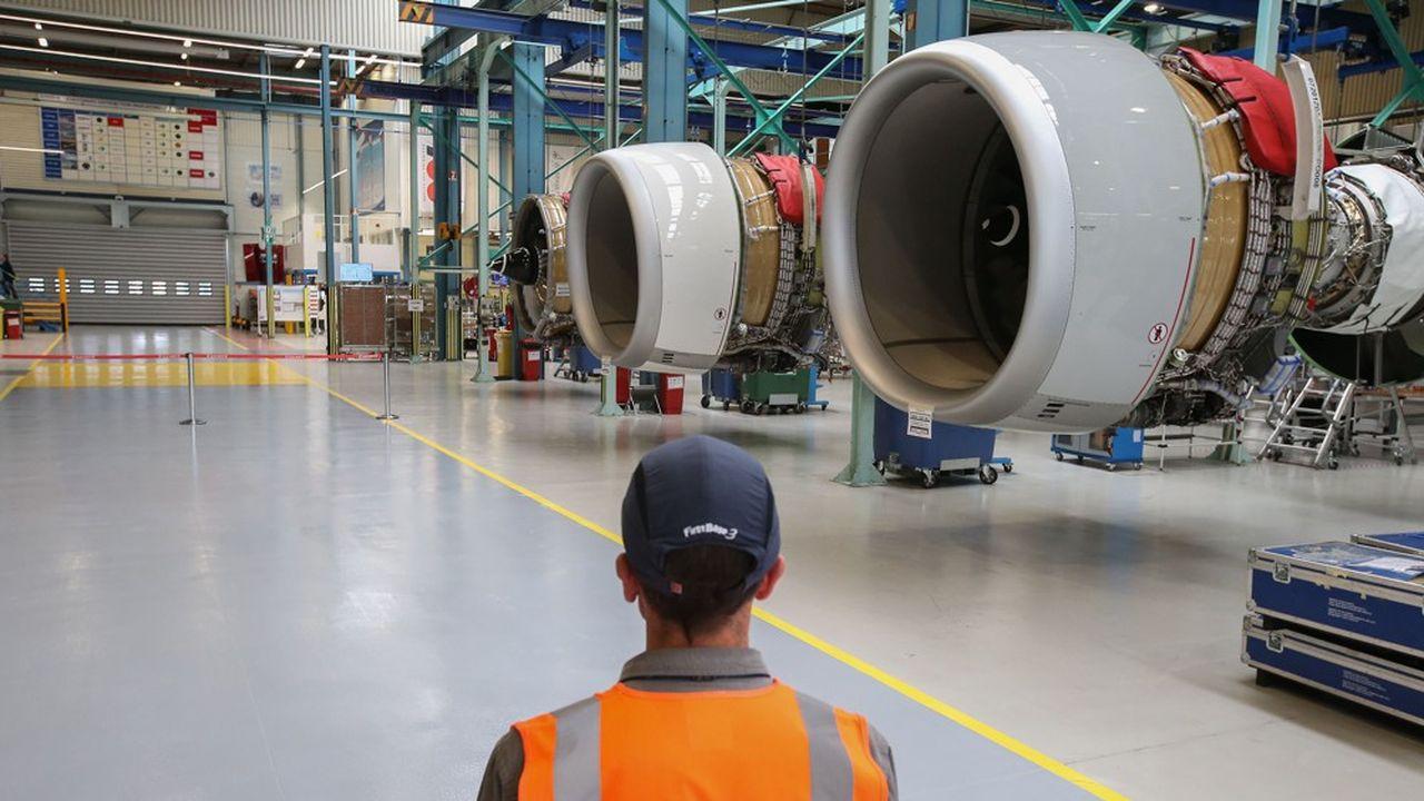 Fin mars, Safran avait livré 326 moteurs CFM56 et LEAP contre 577 au premier trimestre 2019.