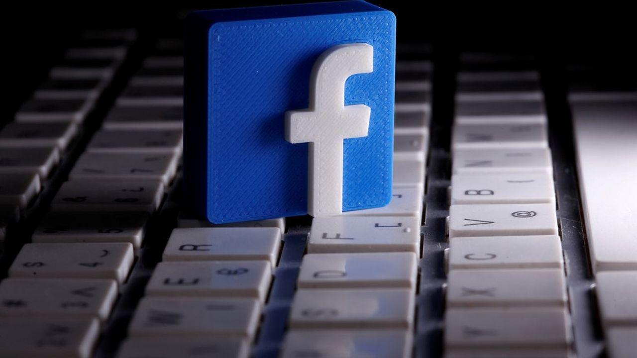 L'action Facebook a bondi de 10% dans les échanges après Bourse mercredi.