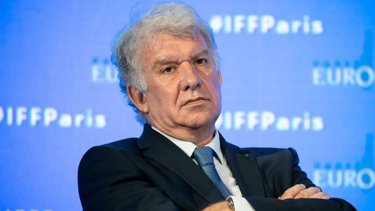 «Si je devais choisir un mot pour qualifier ces résultats, ce serait 'robustesse'», s'est félicité le patron d'Amundi, Yves Perrier