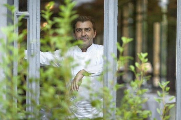 Le chef Yannick Alléno,