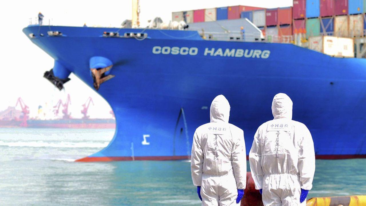 Certains exportateurs chinois ont vu leurs commandes chuter et d'autres ont fait face à des annulations de commandes