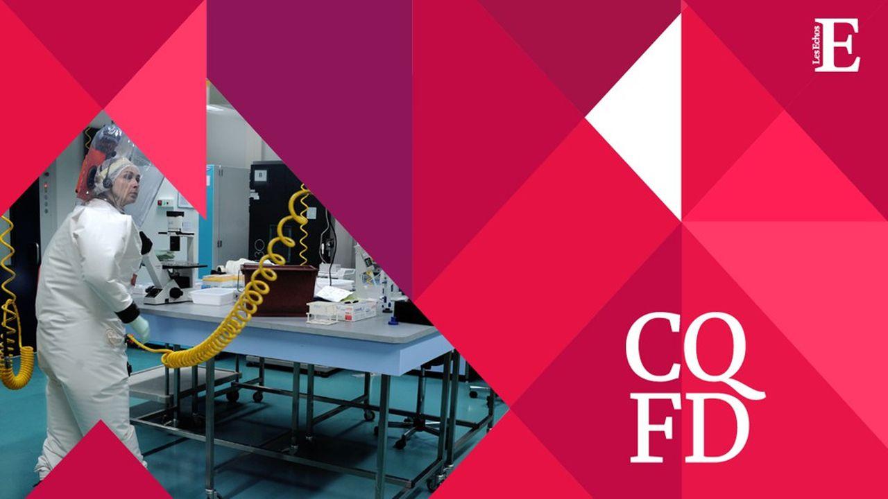Les chercheurs et techniciens travaillant dans des laboratoires P4 doivent suivre des protocoles très stricts.