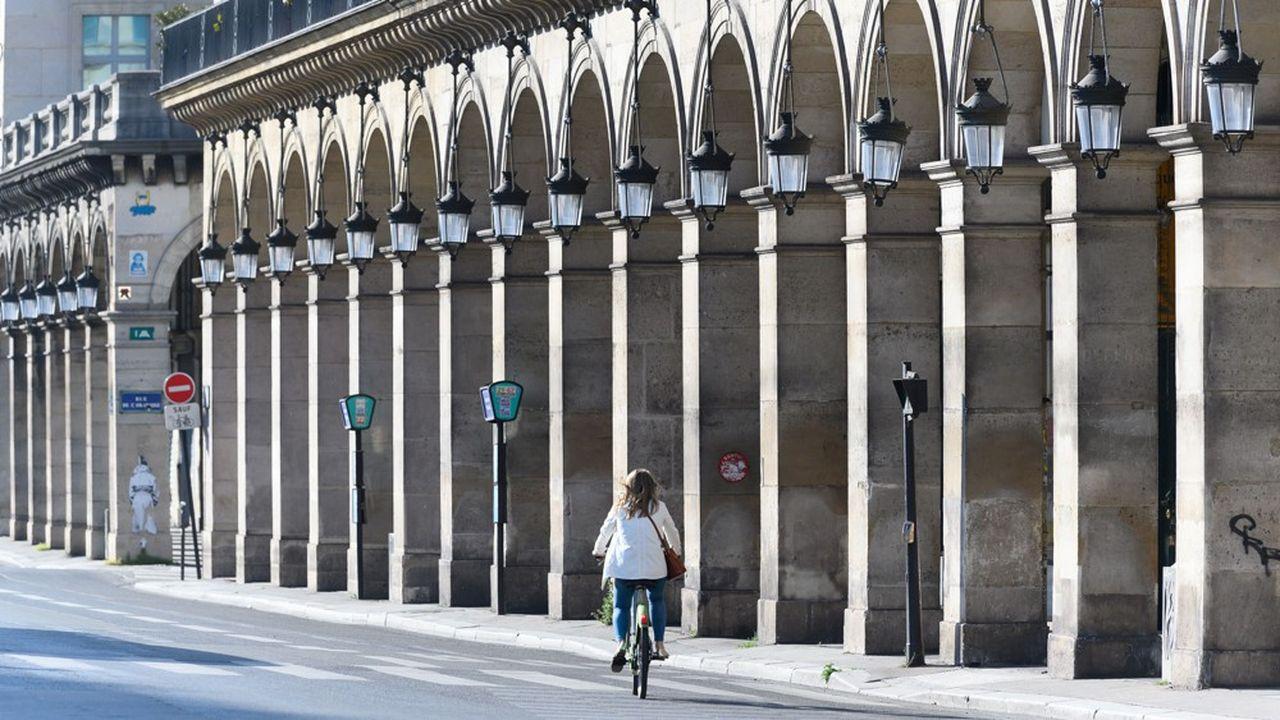 Le vélo pourrait être l'un des grands gagnants lors du déconfinement.