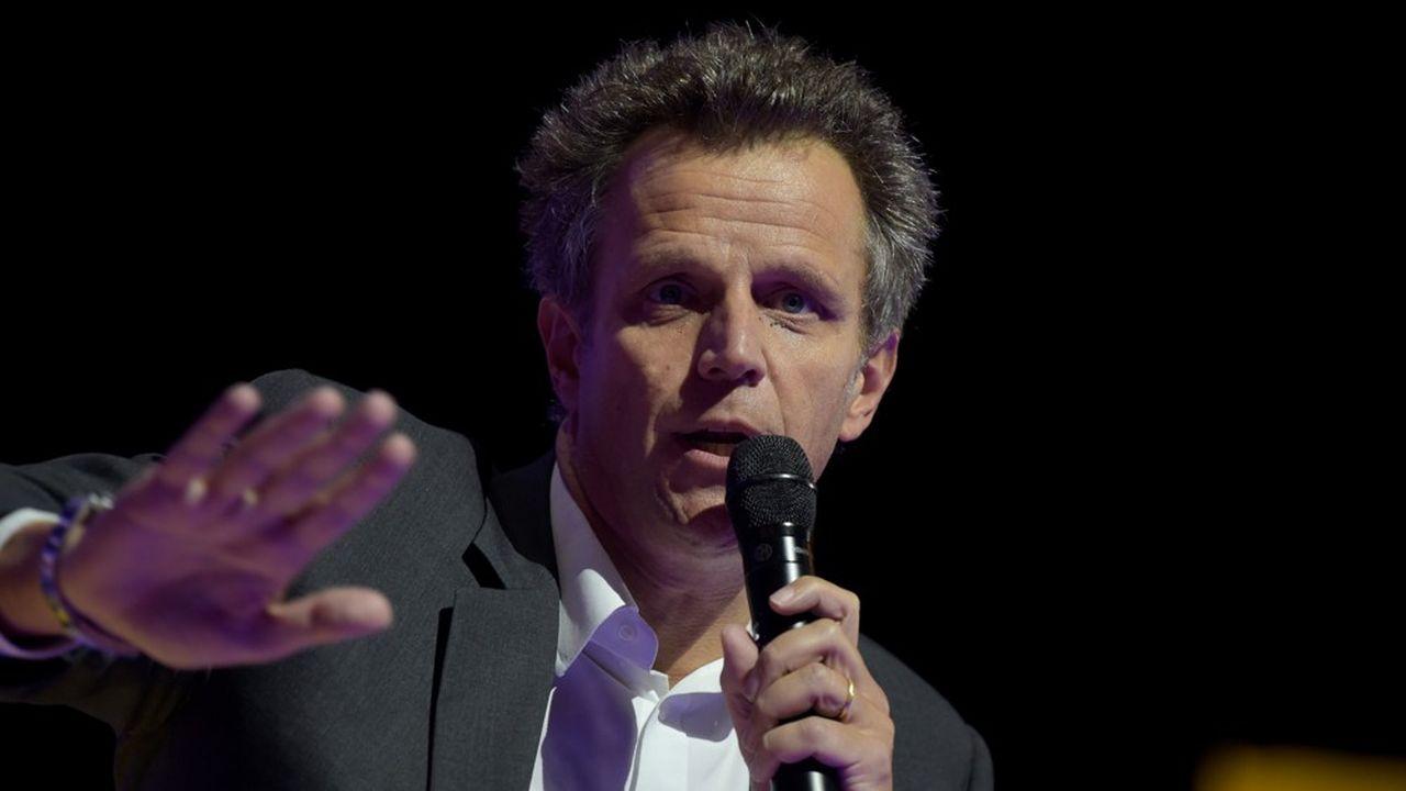 Avec sa proposition «The Pacte», Arthur Sadoun, CEO de Publicis Groupe, veut conquérir des parts de marché.