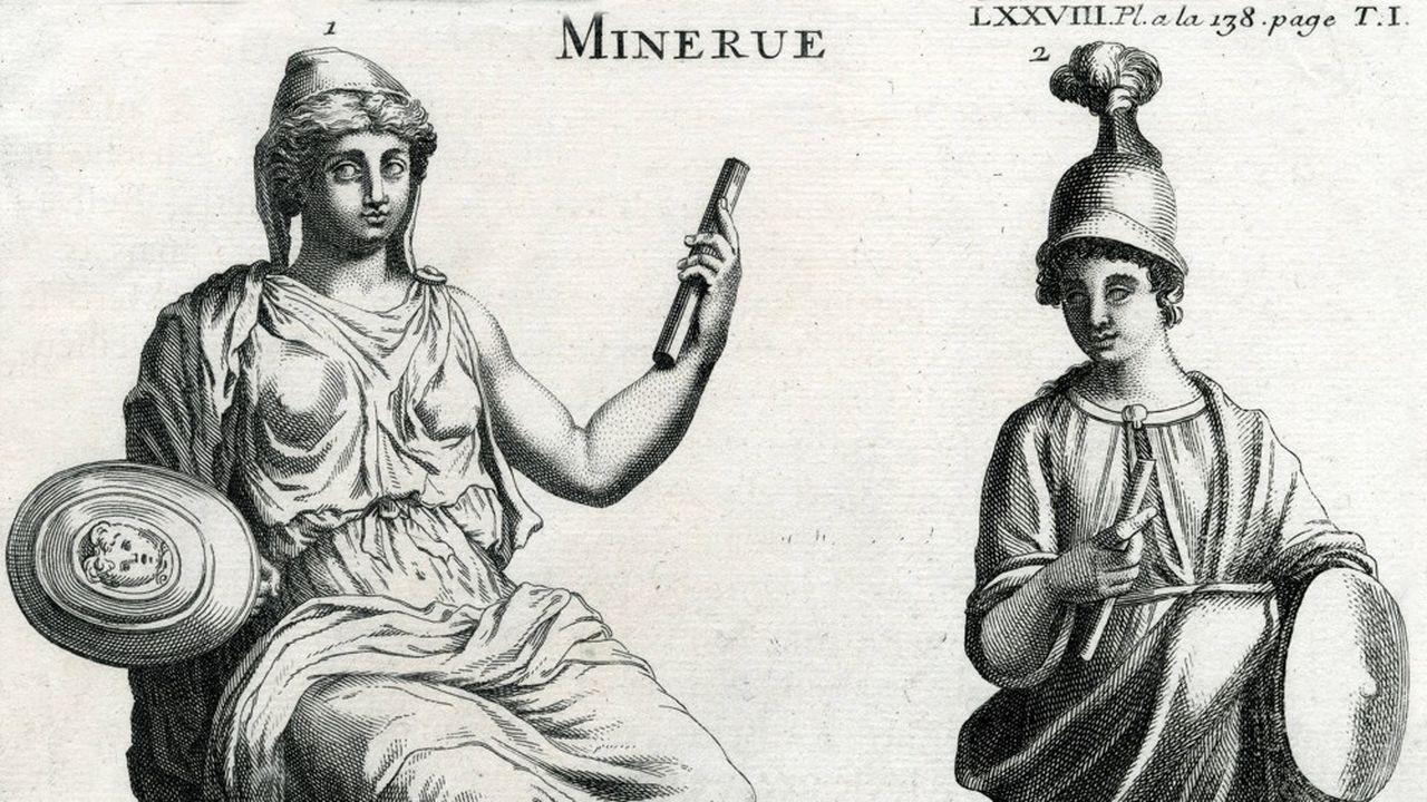 Après Jupiter, le roi des dieux, après Mars, le dieu de la guerre, le président Emmanuel Macron semble avoir revêtu le costume de Minerve, la déesse de la sagesse, et de faire preuve d'humilité face à la pandémie de Covid-19.