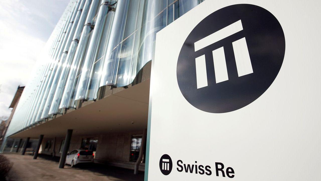 Les résultats du géant mondial de la réassurance ont été sanctionnés en Bourse jeudi.