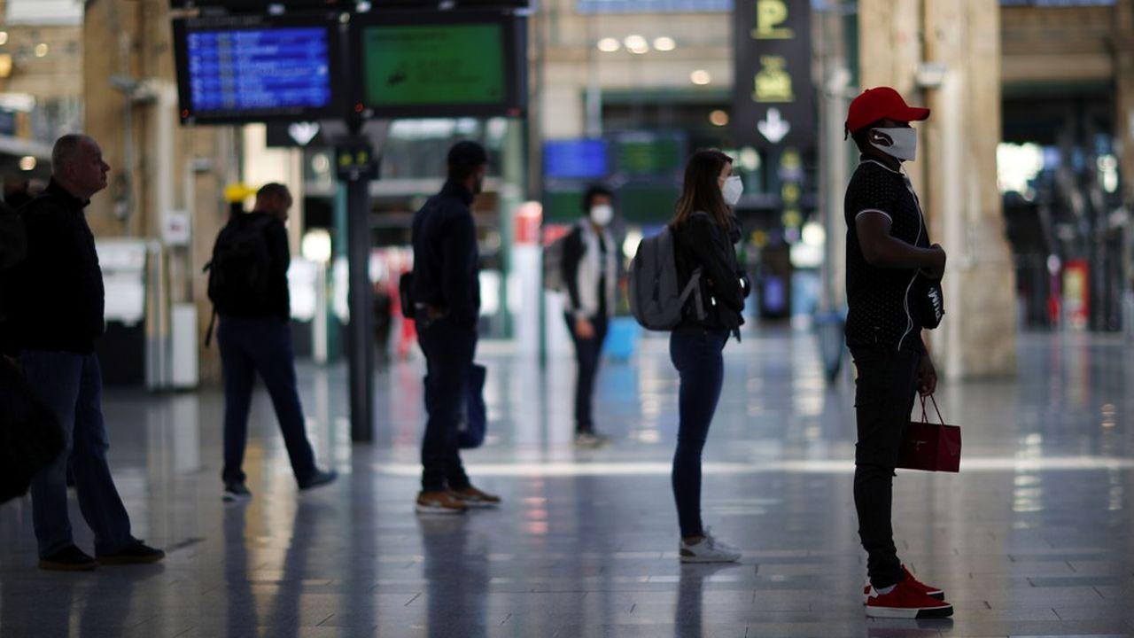 Sur les TER et Transilien, l'offre devrait remonter en moyenne à près d'un train sur deux à compter du 11mai. Le gouvernement freine en revanche le déploiement des TGV et Intercités.