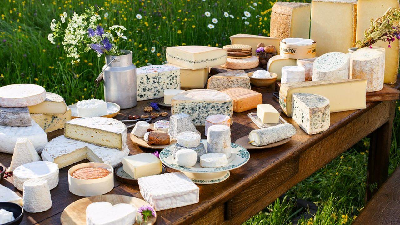 Le Comité national des appellations d'origine laitières (CNAOL) qui fédère 45 AOP de fromage, 3 de beurre et 2 de crème.