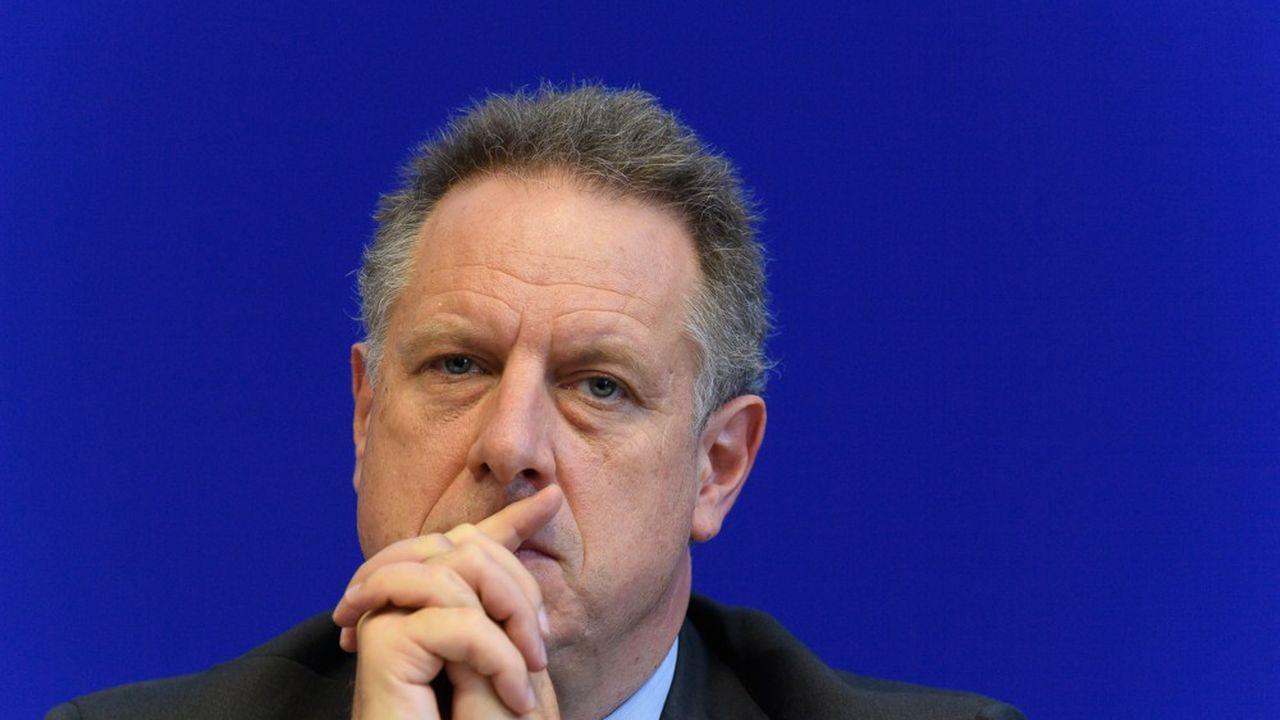 Nicolas Revel, le directeur général de la Caisse nationale d'Assurance-maladie.