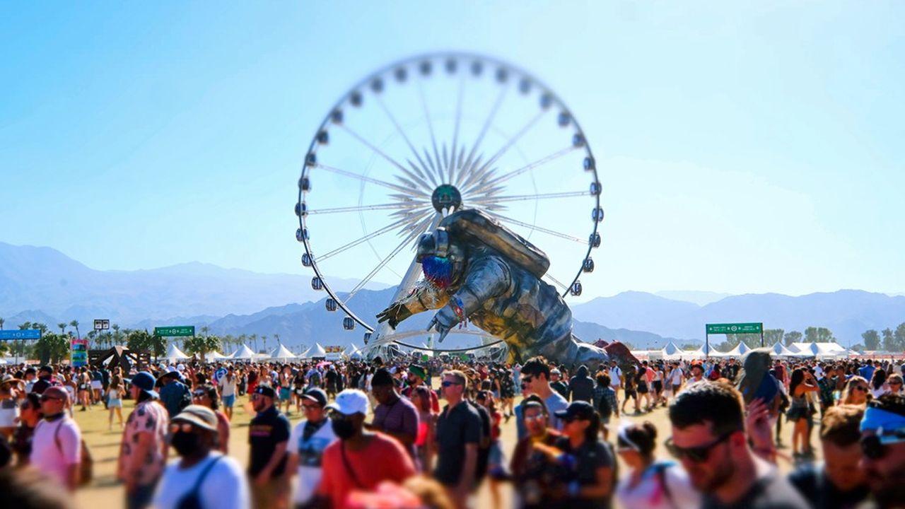 Le festival californien Coachella organisé par AEG a été l'un des premiers à annoncer son report.