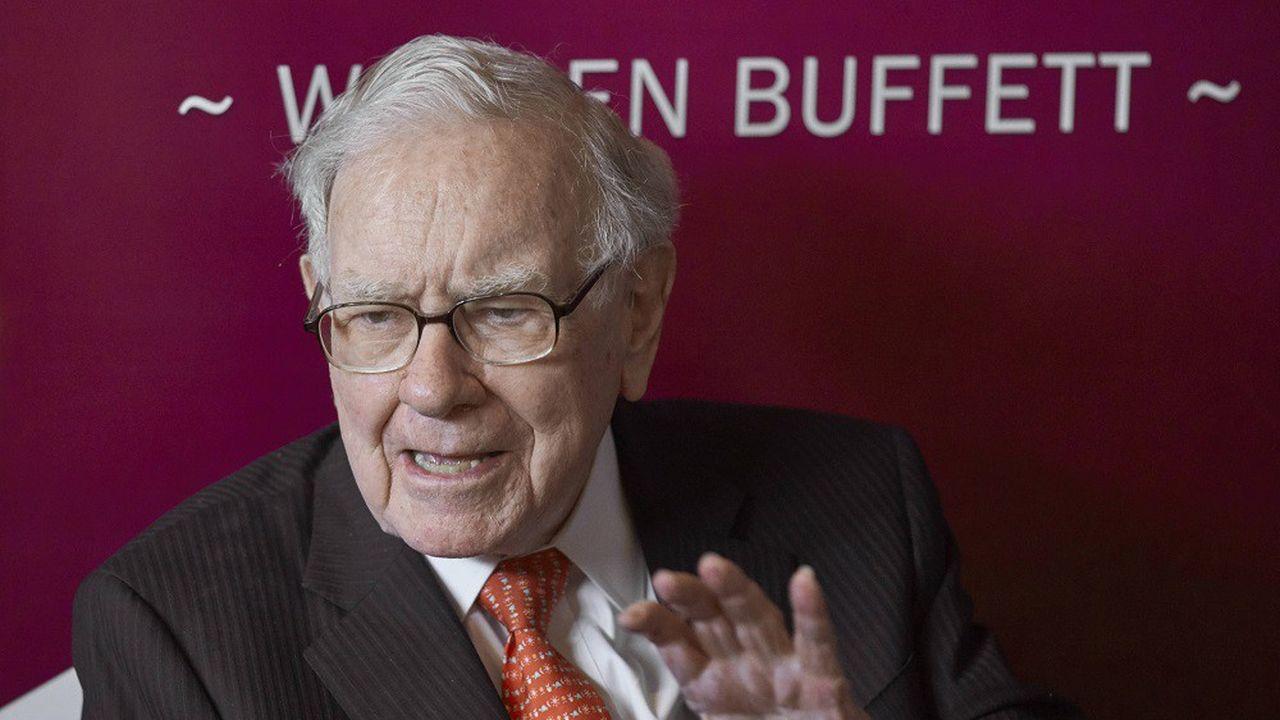 Berkshire Hathaway, dirigé par Warren Buffett, a accusé une perte de près de 50milliards de dollars au premier trimestre.