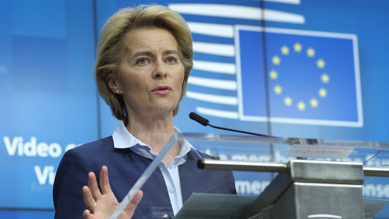 La présidente de la Commission européenne, Ursula von der Leyen, organise lundi une conférence en ligne de donateurs pour mieux organiser la réponse sanitaire au coronavirus.