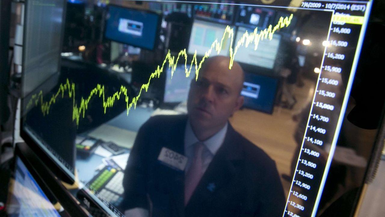 L'indice S&P 500 a vécu en avril son meilleur mois depuis 1987.