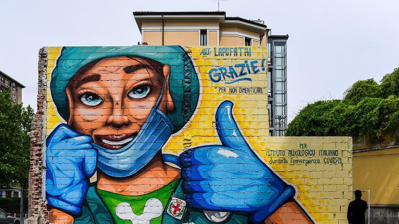 L'Italie va enclencher son déconfinement progressif lundi.