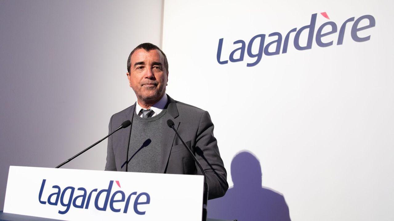 L'AG du 5 mai est décisive pour l'avenir du groupe Lagardère.