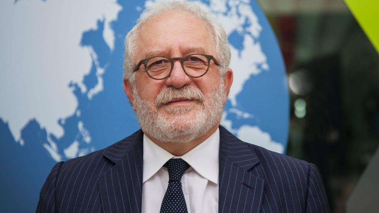 Mario Pezzini est directeur du centre de développement de l'OCDE et conseiller spécial du Secrétaire général sur le développement.