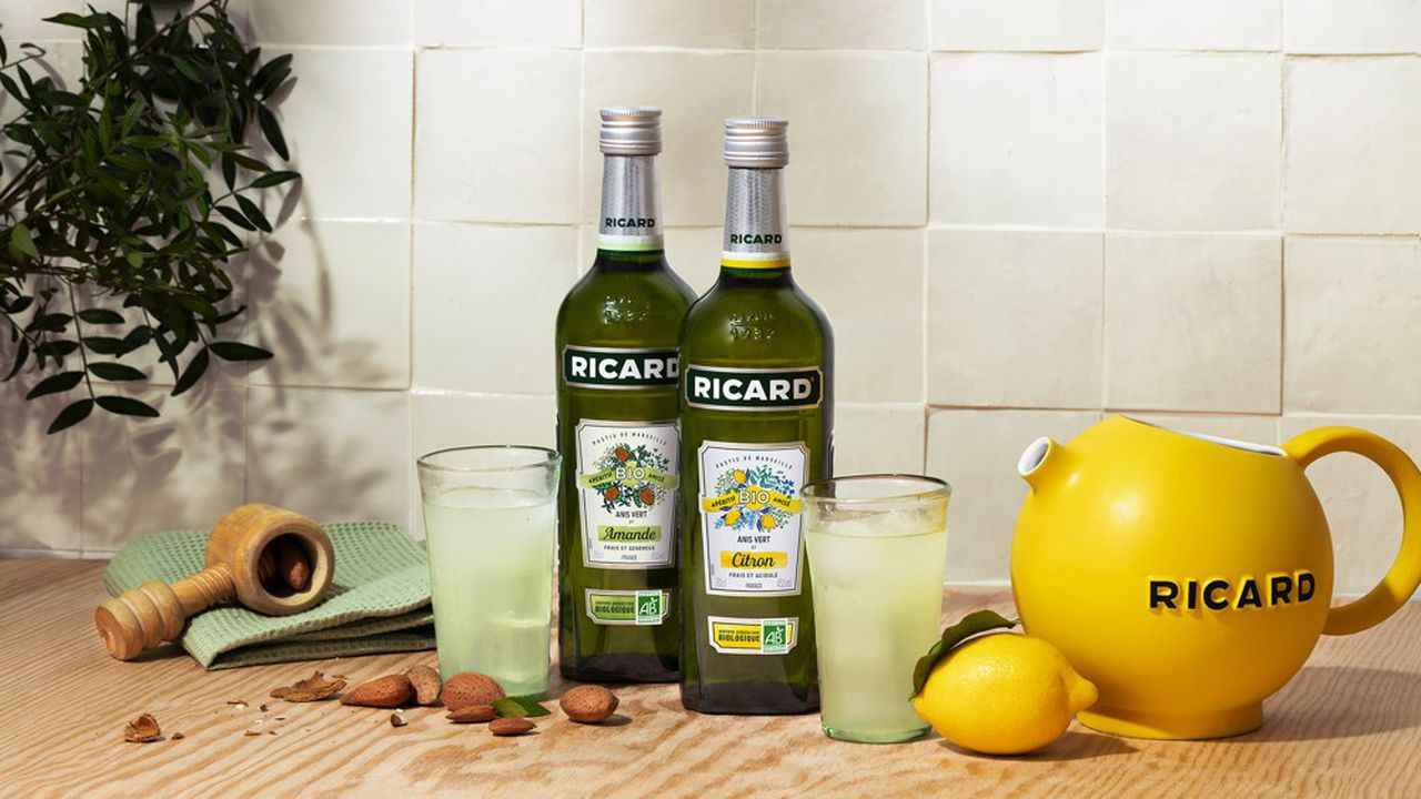 Pour commercialiser sa nouvelle gamme, Ricard mise sur les cavistes.