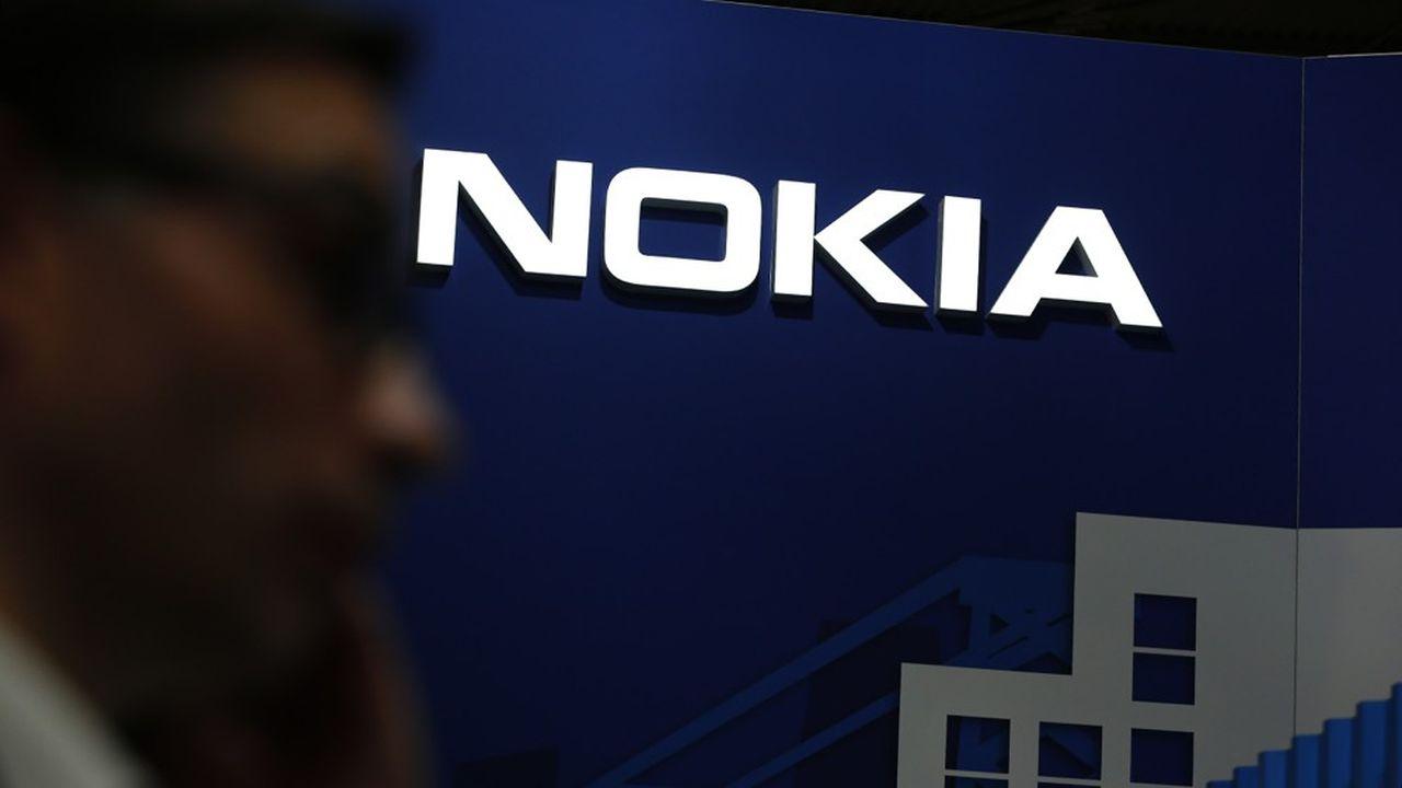 Les ventes d'équipements réseaux de Nokia ont baissé de 5% au premier trimestre, selon les derniers résultats.