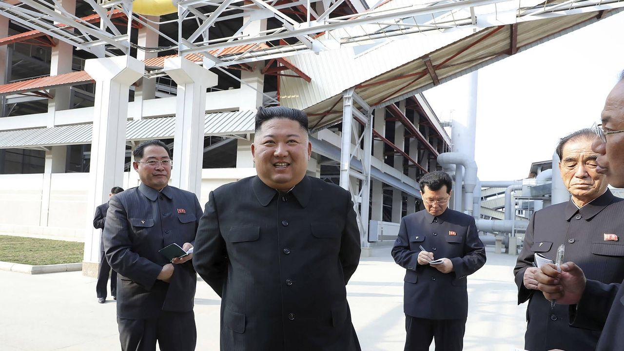 Kim Jong un fait taire les rumeurs