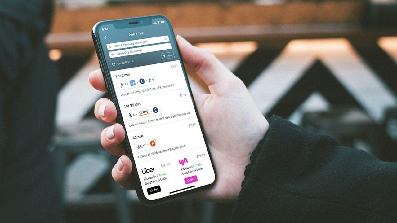 Moovit développe et propose une application de navigation mobile fournissant des informations en temps réel sur les transports publics dans 3.200 villes.