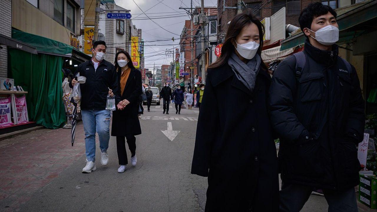 De possibles cas de «réinfection» au Covid-19 avaient semé le trouble en Corée du Sud.