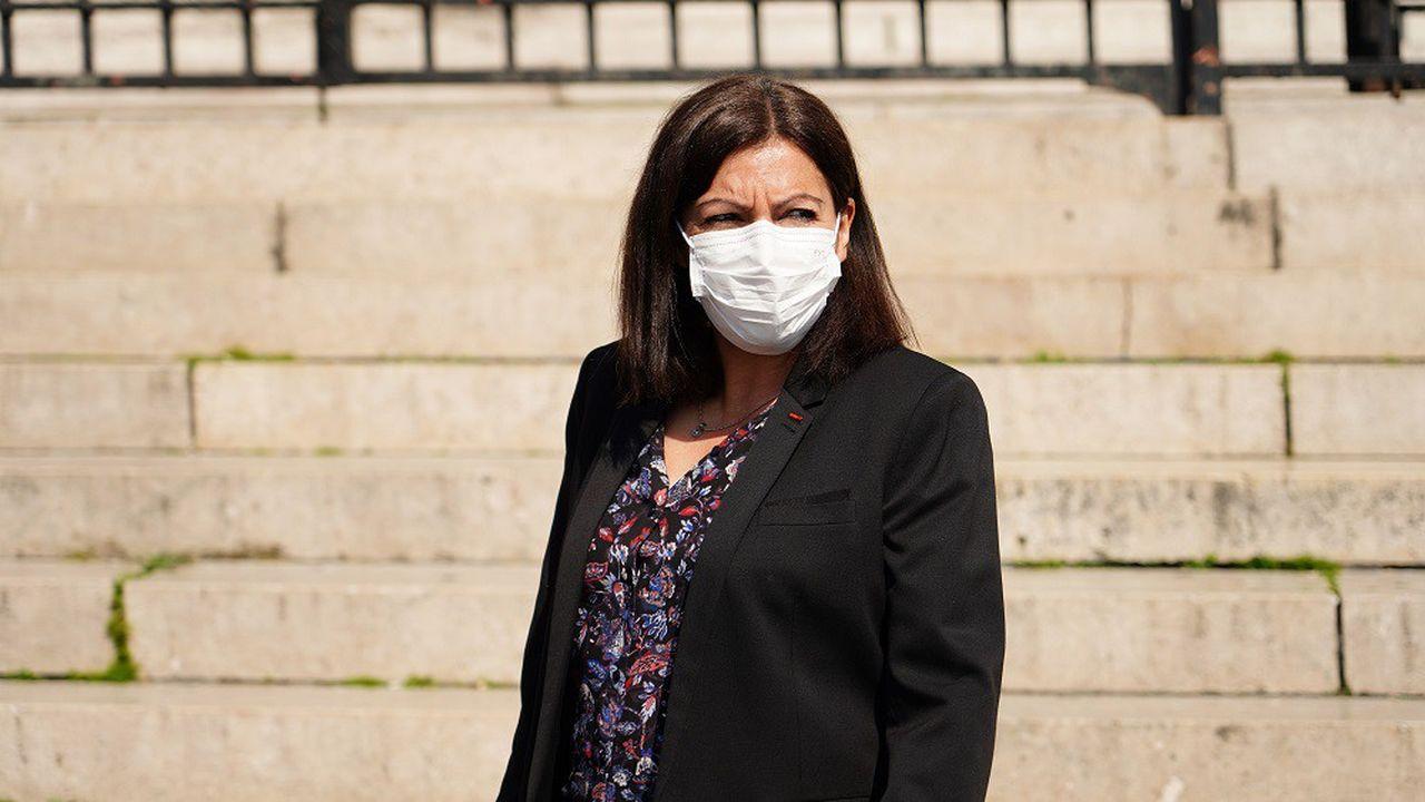 La Maire de Paris, Anne Hidalgo, a donné un entretien dans lequel elle détaille les mesures prévues pour la ville lors du déconfinement.