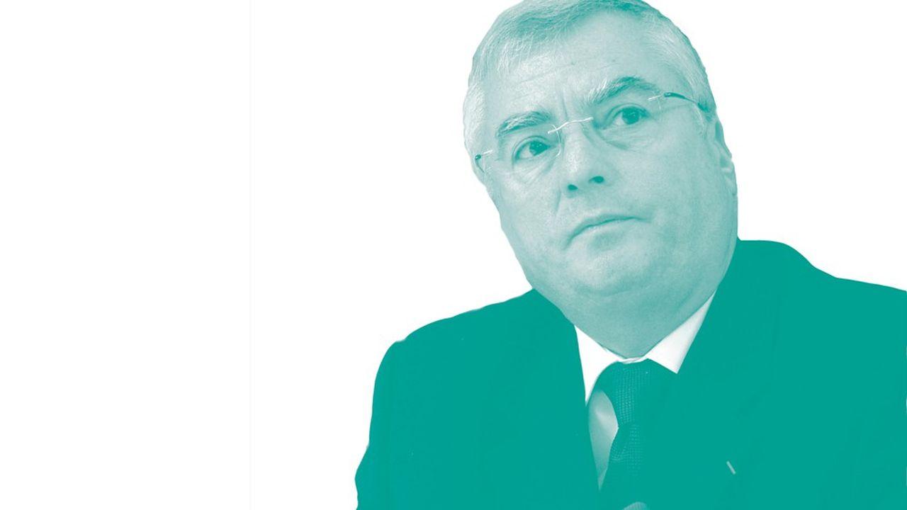 Le fondateur et président de Paprec, Jean-Luc Petithuguenin.
