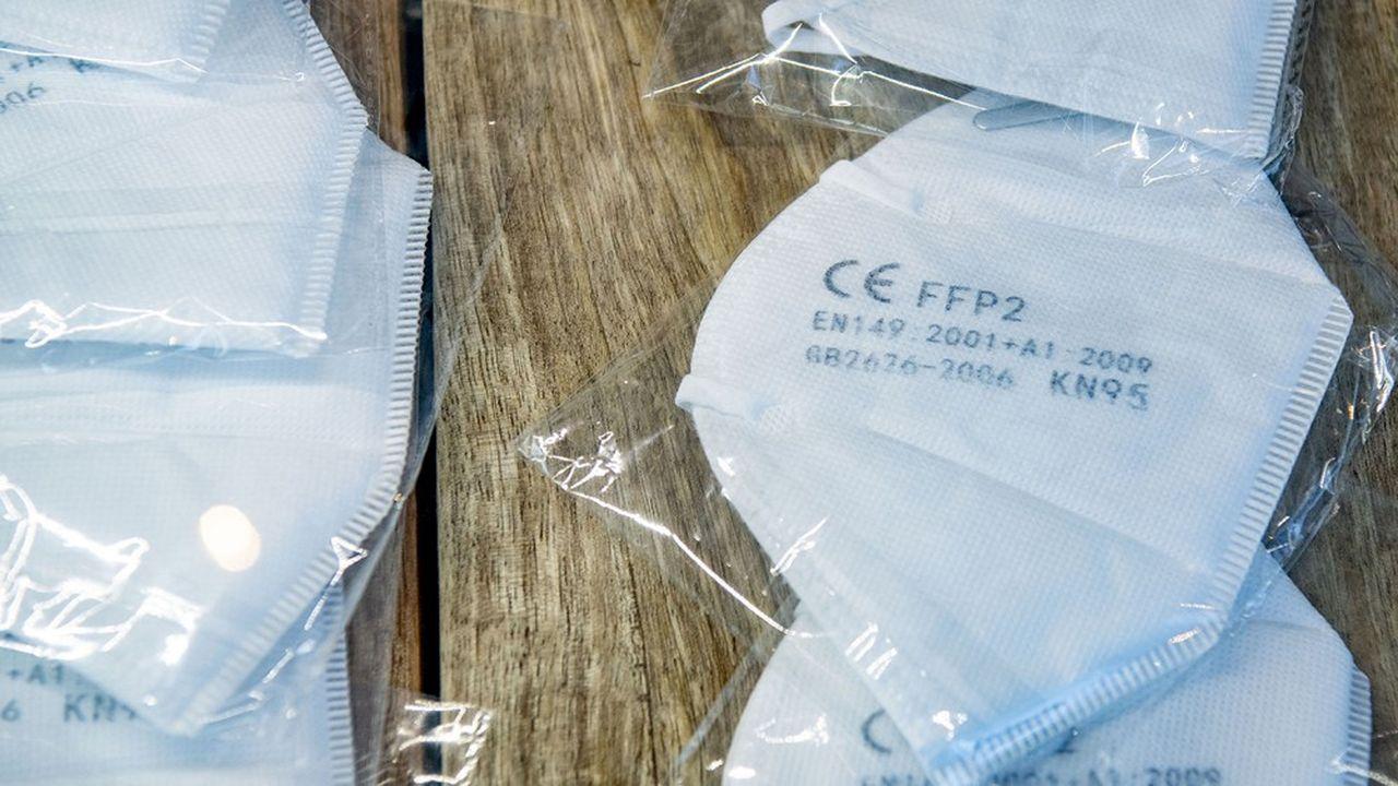 L'objectif de l'investisseur suisse est de produire 250 millions de masques, blouses, gants par an.