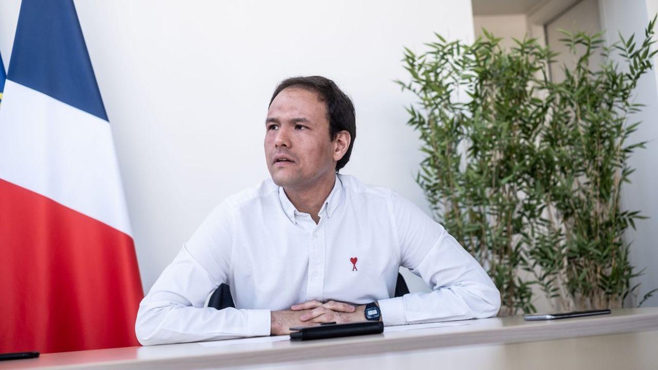 CédricO, secrétaire d'Etat chargé du Numérique, assure que l'appli StopCovid sera prête le 2juin prochain