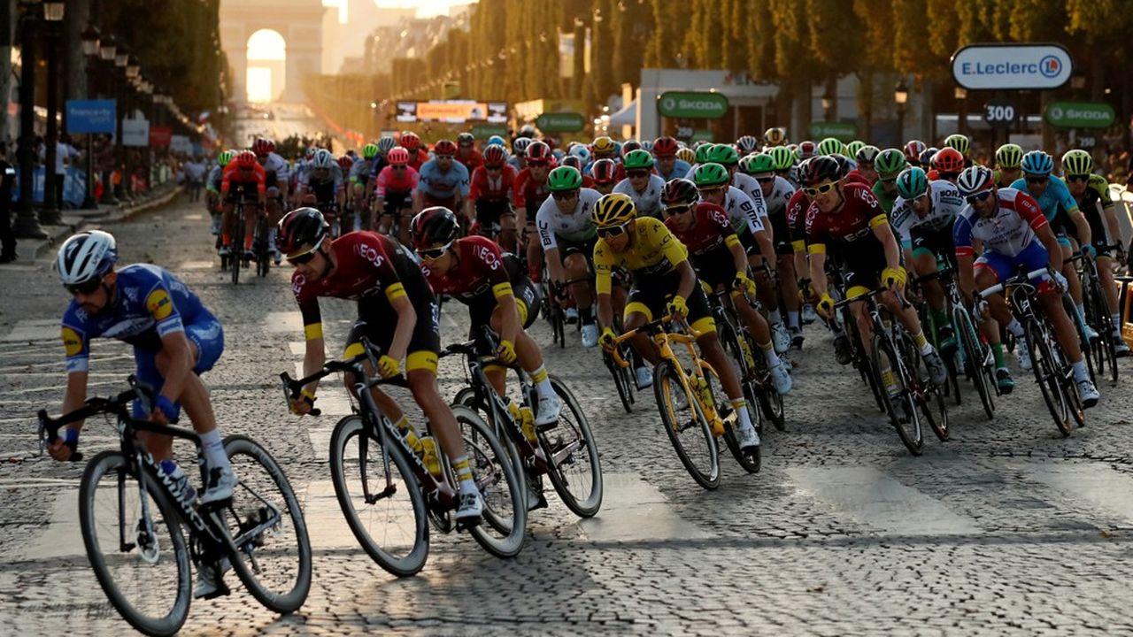 Le Tour de France est désormais prévu du 29août au 20septembre.