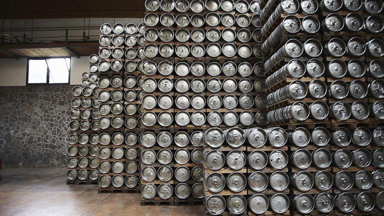 Sur 22,5millions d'hectolitres produits pour 2020, dix millions de litres vont être détruits.