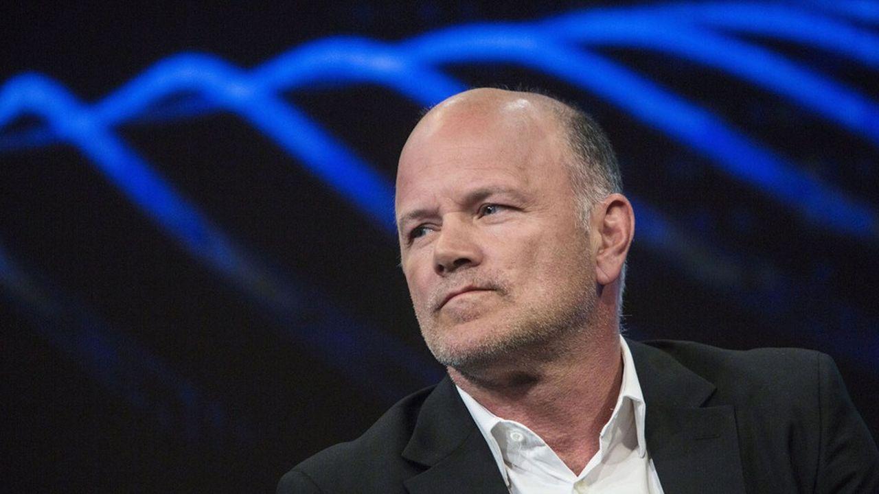 Michael Novogratz, le fondateur de Galaxy Digital Capital Management, une banque d'investissement sur les cryptos, reste optimiste sur le potentiel de hausse des cours