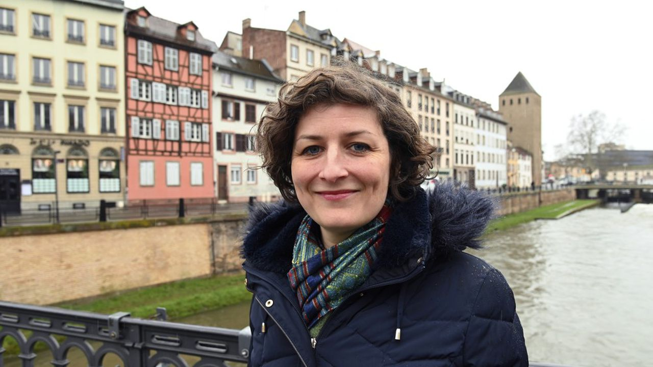 Jeanne Barseghian a récolté 27,87% des suffrages au premier tour des municipales, en mars dernier.