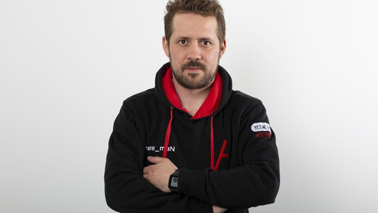 Guillaume Vassault-Houlière.