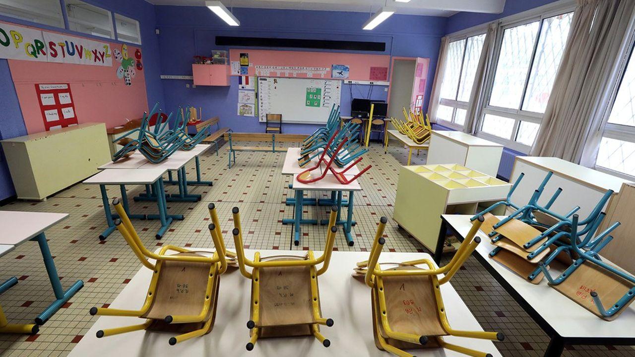 «On suppose que moins de 50% enfants reprendront le chemin de l'école le 11mai», selon le coordonnateur au déconfinement, Jean Castex.