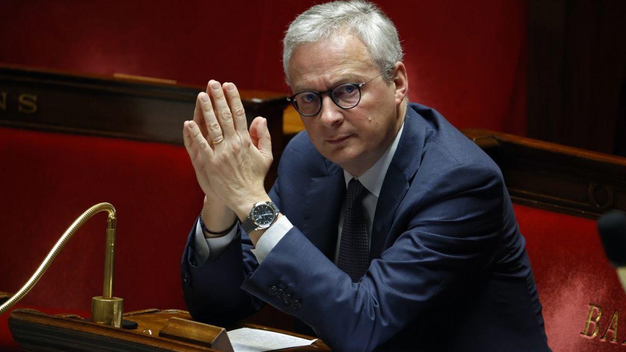 Bruno Le Maire, le ministre français des Finances, estime nécessaire de soutenir fortement les pays les plus touchés par la crise pour limiter le risque de fragmentation de la zone euro.