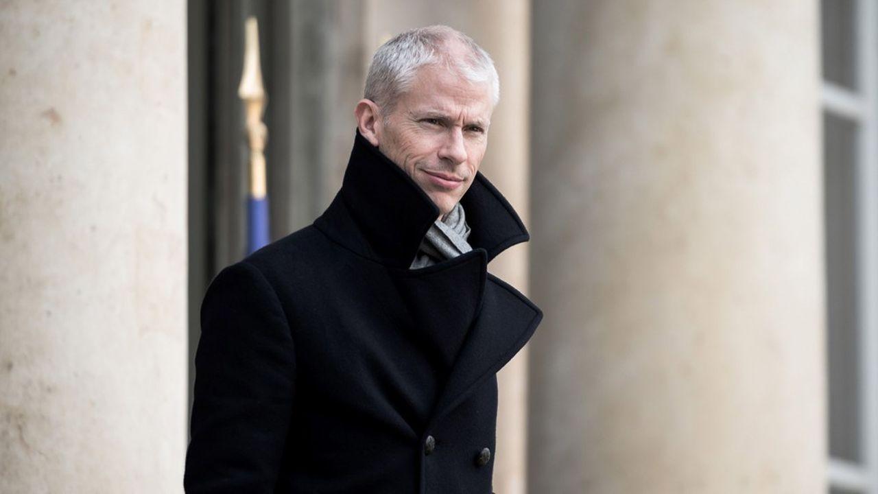 Franck Riester, le ministre de la Culture, militait depuis plusieurs semaines pour la réouverture des librairies, plongées dans un marasme financier.