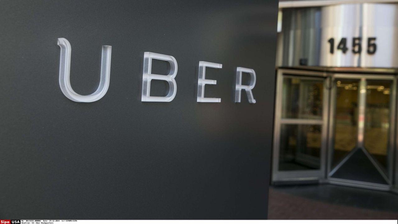 Uber va se séparer de 14% de ses effectifs.