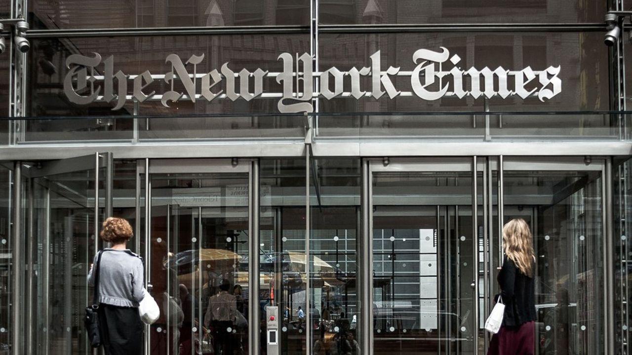 Le «New York Times» est parvenu à maintenir ses revenus au premier trimestre, malgré la crise du marché publicitaire.