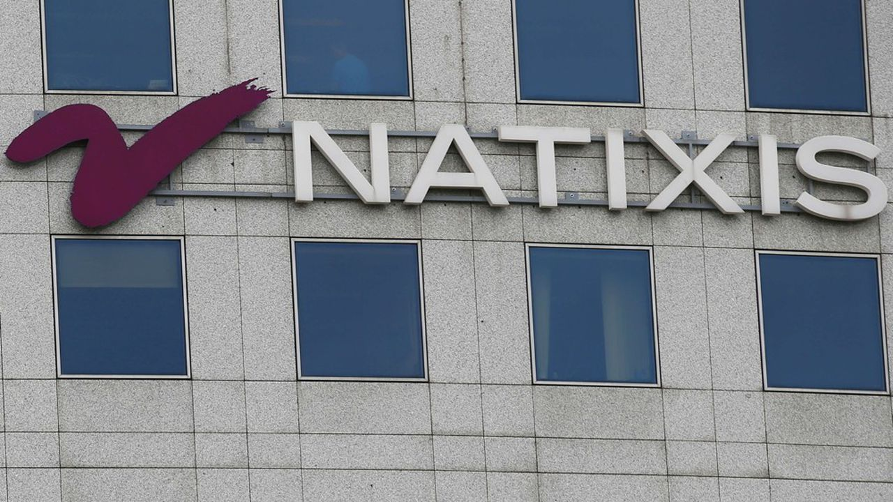 Natixis accuse une perte de 204millions d'euros au premier trimestre
