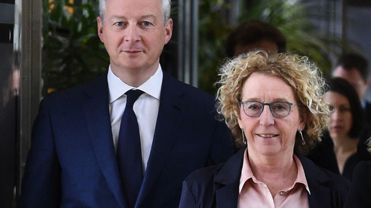 Bruno Le Maire et Muriel Pénicaud s'inquiètent des offres qui seront proposées à la rentrée pour les jeunes arrivant sur le marché du travail.
