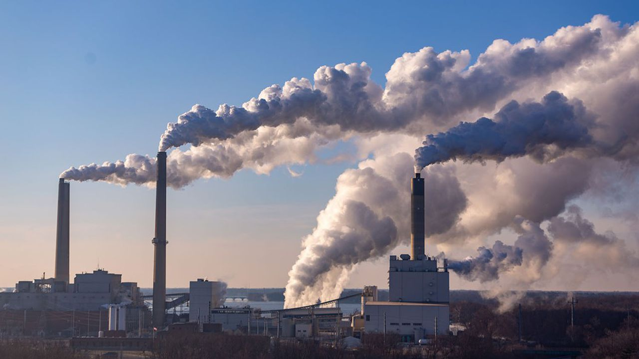 Réduire les émissions de GES de 80 % d'ici à 2050 imposerait une récession globale de type Covid-19 tous les deux ans d'ici à 2050.