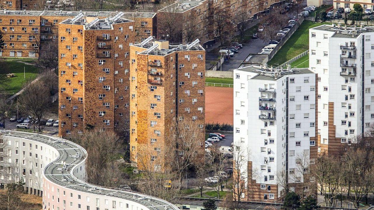L'office a enregistré 850.000euros d'impayés ce qui représente entre 10 et 15% de ses locataires.