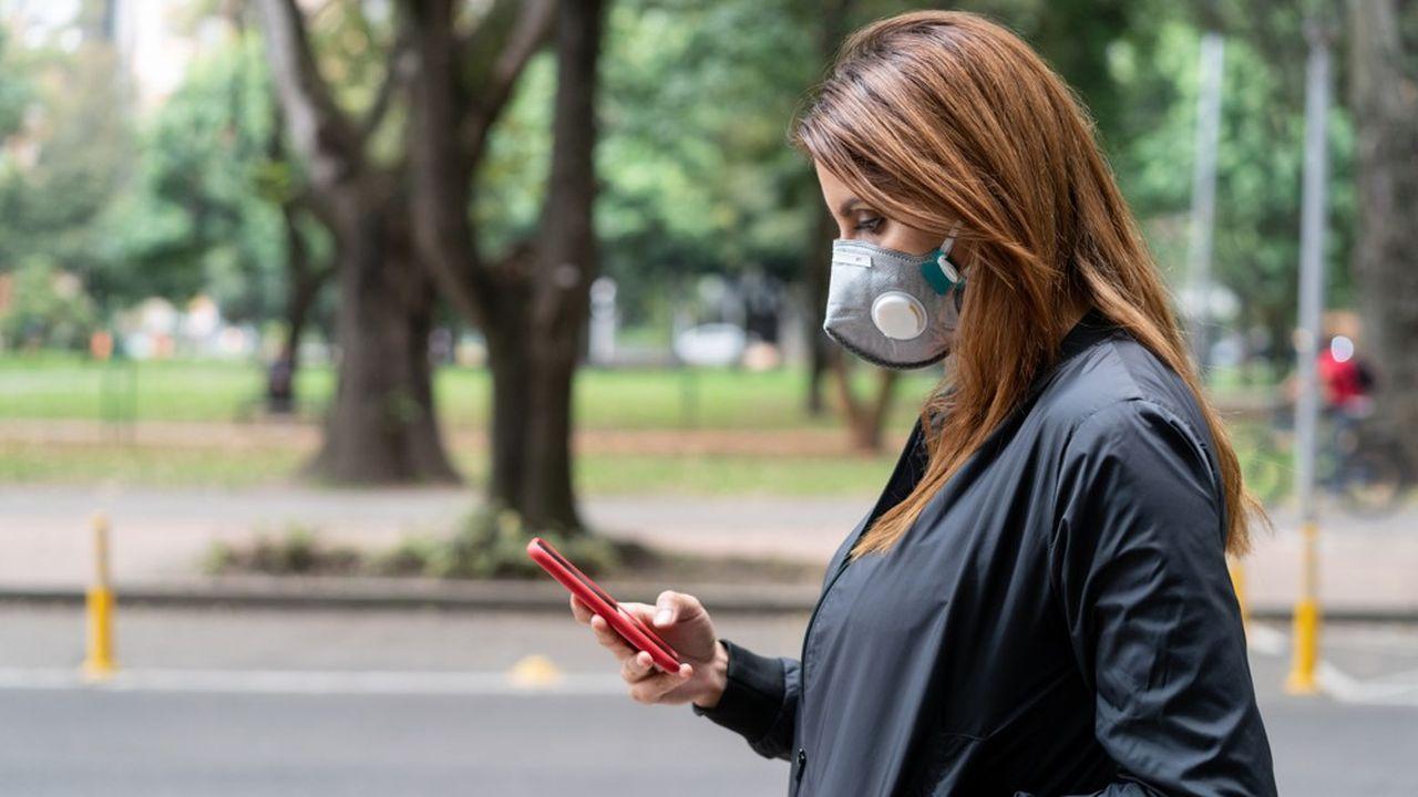 La réunion fait cavalier seul avec son application mobile Alertanoo qui a vocation à alerter les personnes ayant été en contact avec un patient testé positif au Covid-19.