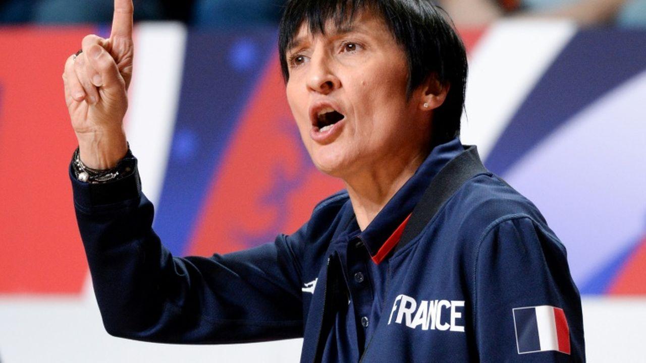 Collet et Garnier prolongés jusqu'en 2021 - Fil Info - Equipe de France - Basket