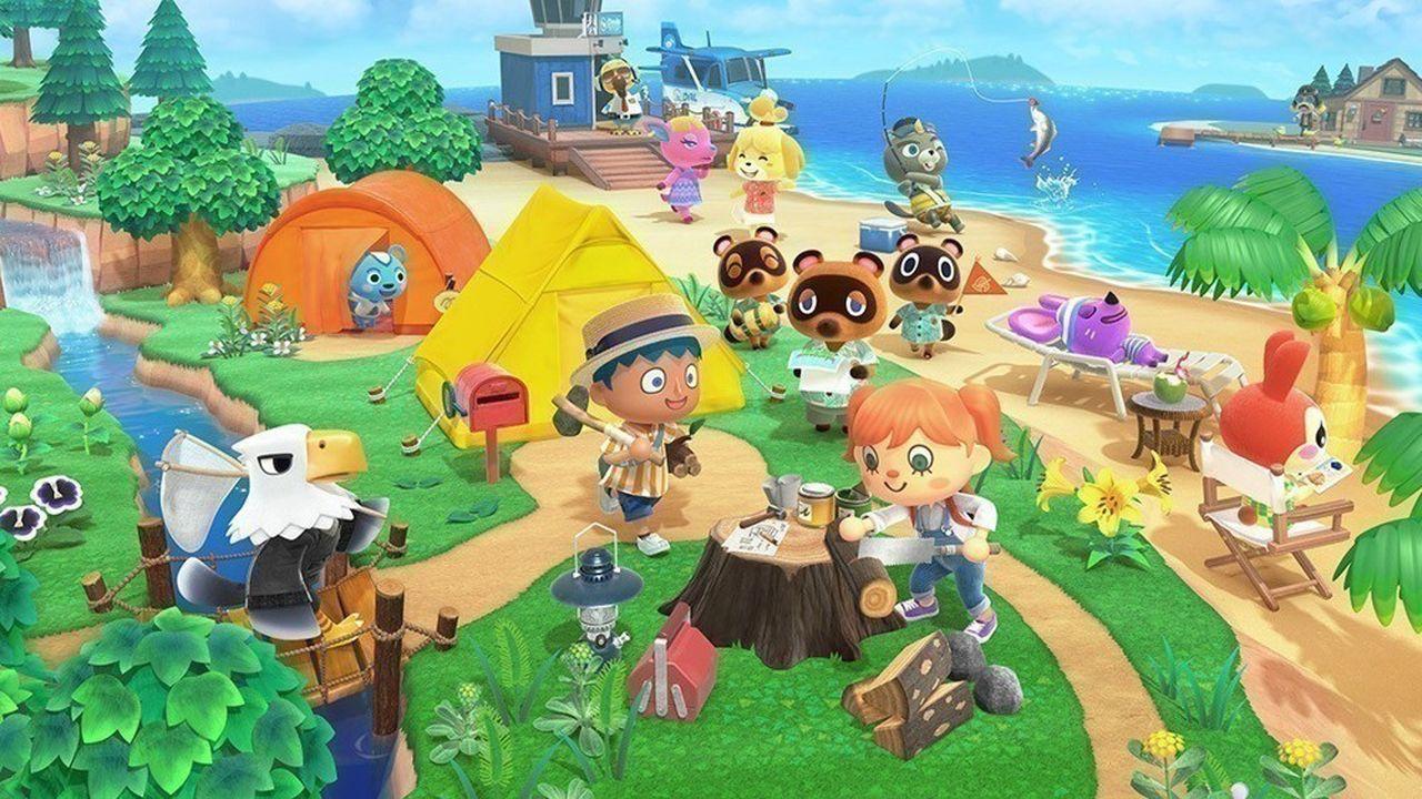 Nintendo a enregistré une demande record pour son titre Animal Crossing: New Horizons avec 13,4millions de copies vendues en seulement six semaines.