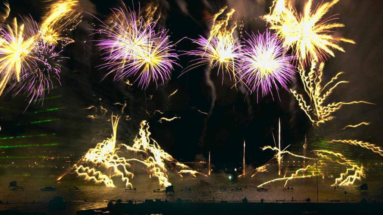 Le spectacle pyrotechnique devait se tenir le 1eraoût prochain.